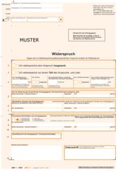 Nrw Justiz Formularmuster Im Automatisierten Mahnverfahren