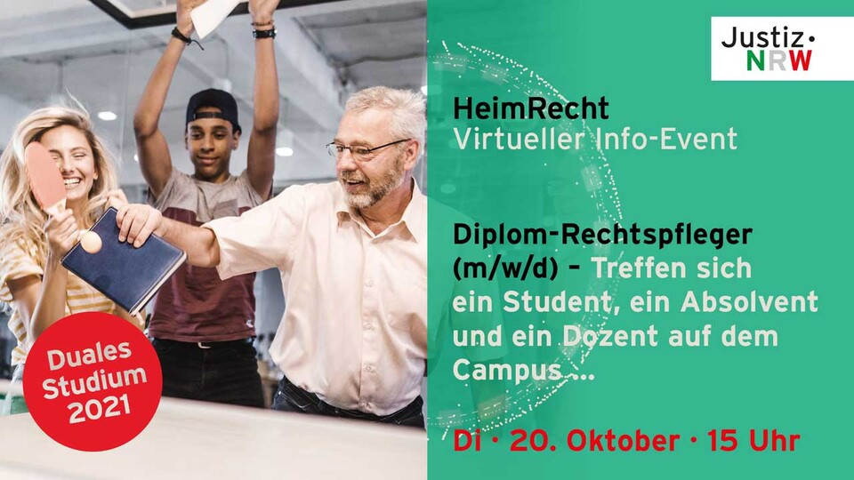 HeimRecht: Virtueller Info-Event am 20. Oktober 2020