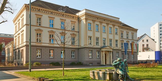 Ministerium der Justiz des Landes Nordrhein-Westfalen